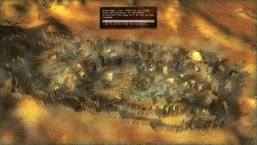 Dawn of Fantasy - Screenshot