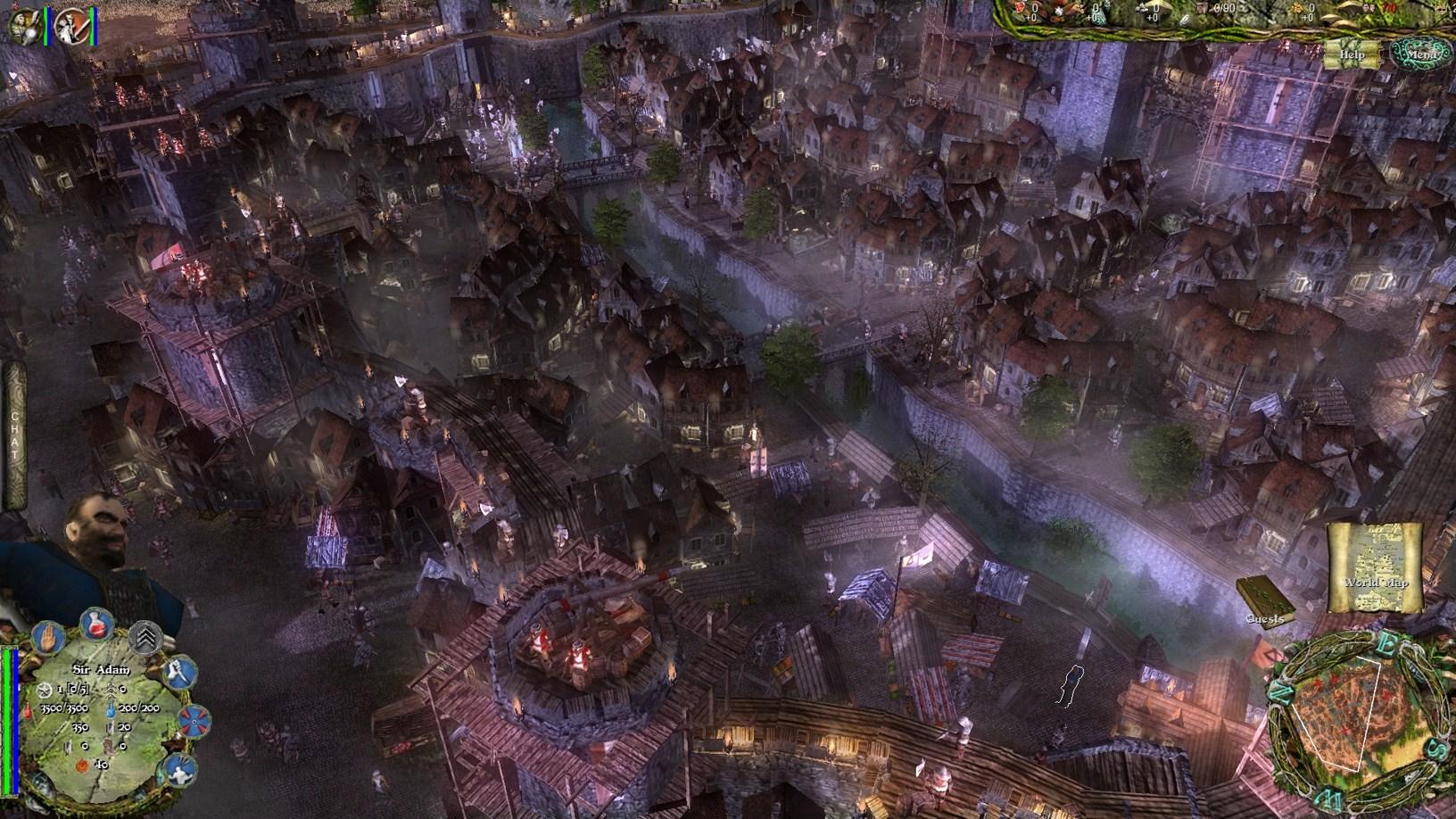 Dawn of Fantasy - Strategia e battaglie