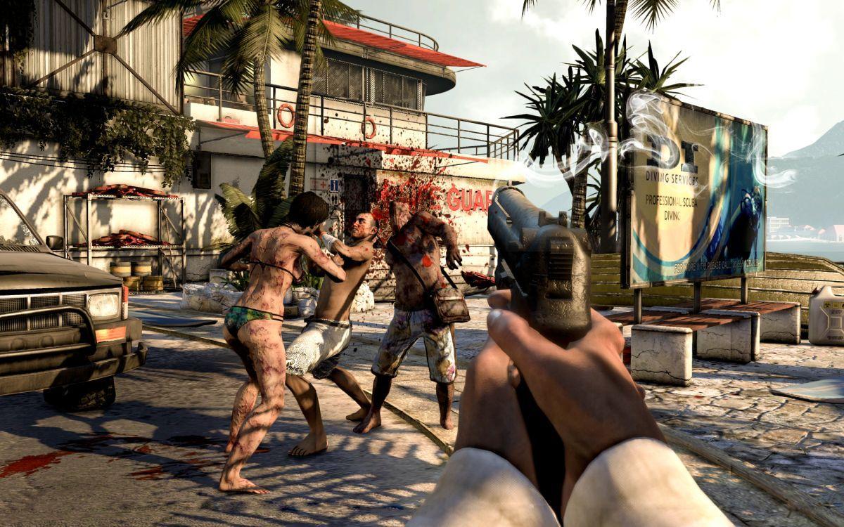 Dead Island - Gameplay