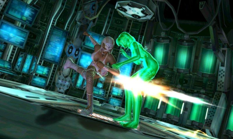 Dead or Alive: Dimensions - Combattimenti