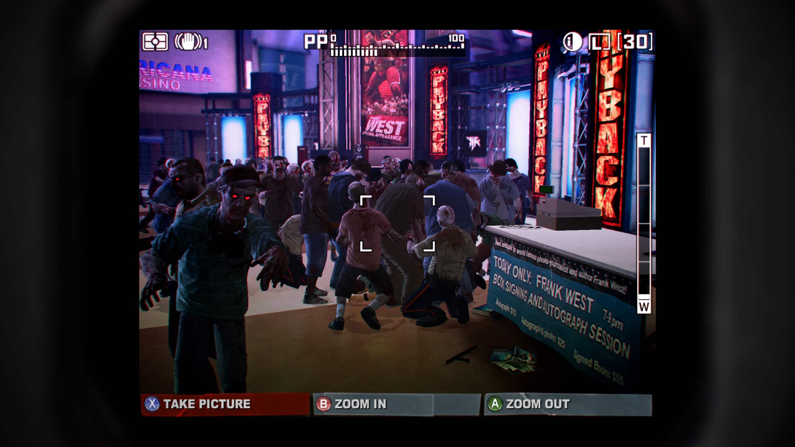 Dead Rising 2: Off the Record - Screenshot Captivate 2011