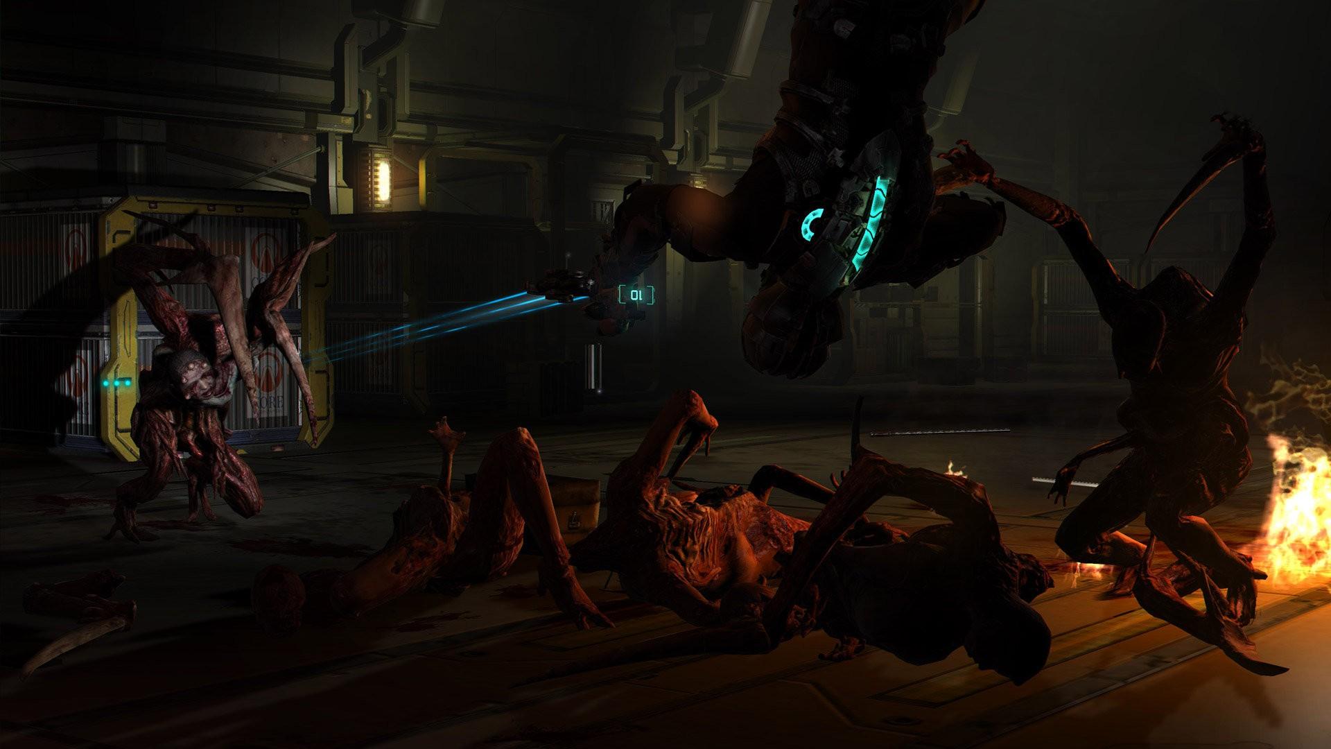Dead Space 2 - Isaac Clarke e gli orrori dello spazio