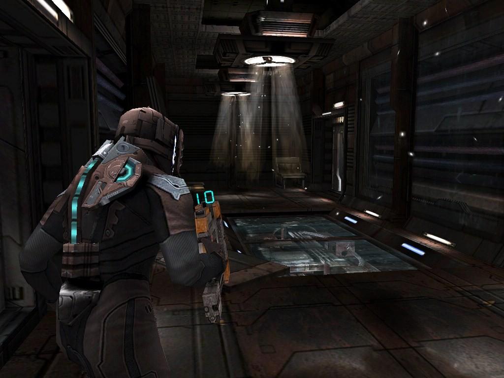 Dead Space iPhone - Screenshot