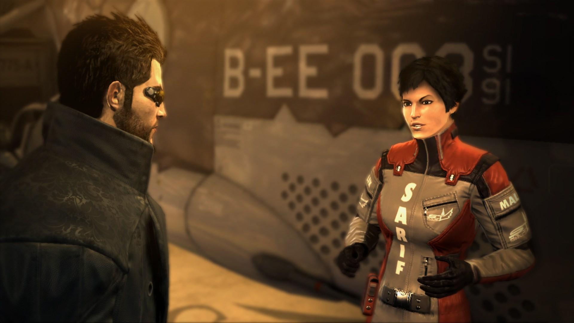Deus Ex 3: Human Revolution - Adam Jensen in azione