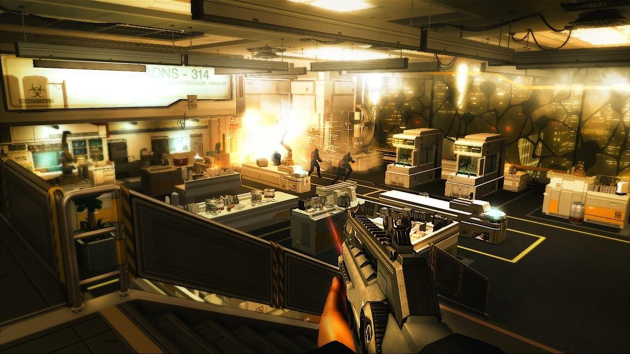 Deus Ex 3: Human Revolution - Nuovi screenshot