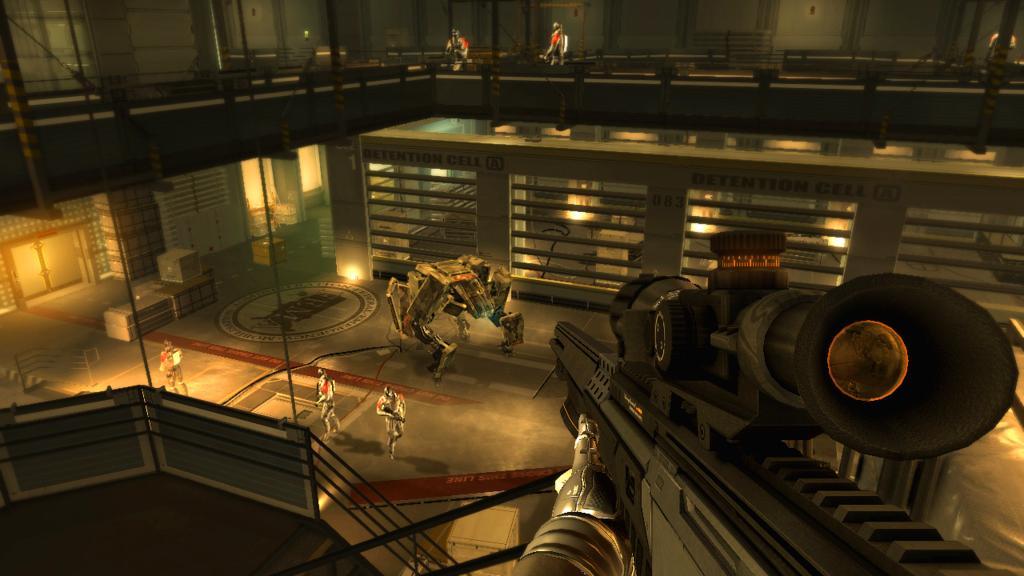 Deus Ex: Human Revolution - Nuove immagini