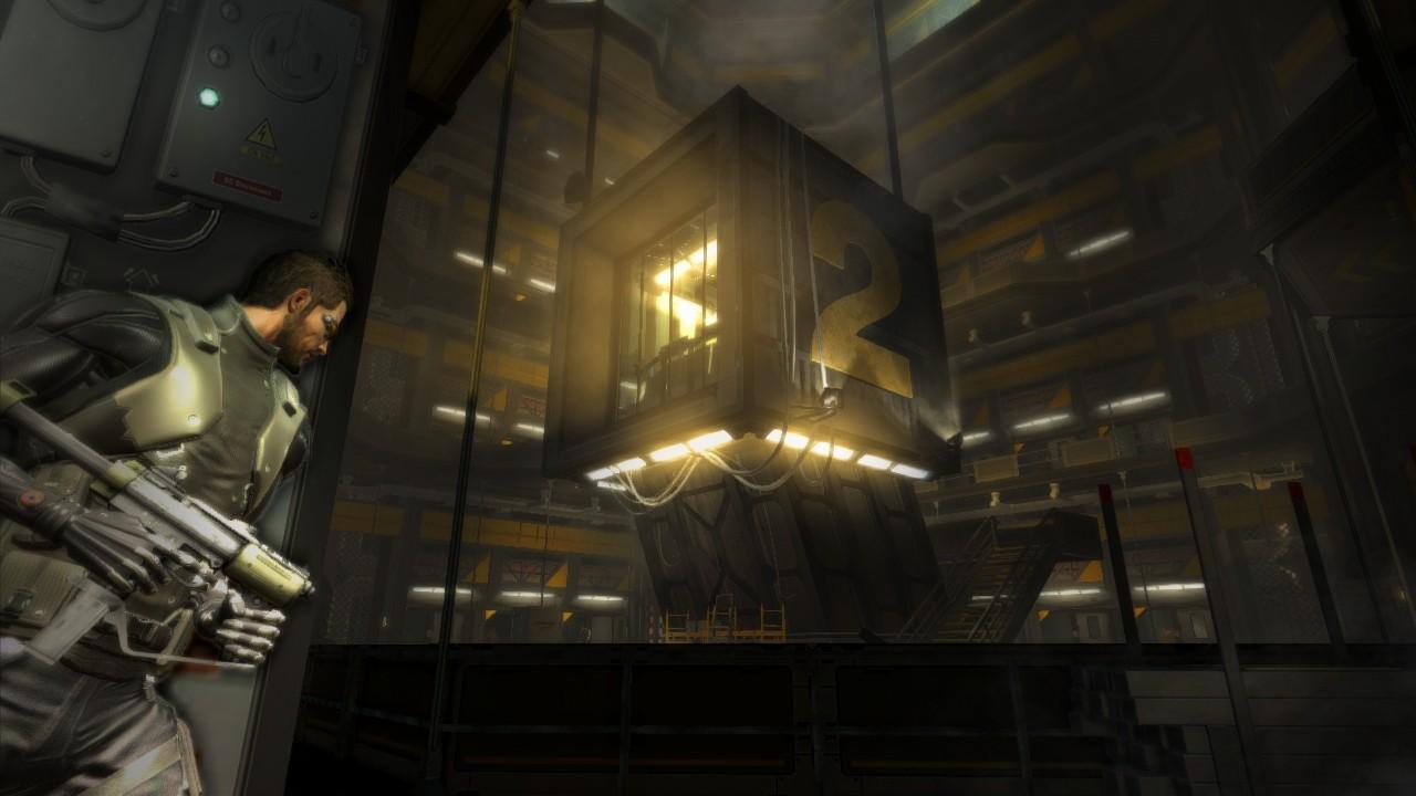 Deus Ex: Human Revolution - The Missing Link screenshot
