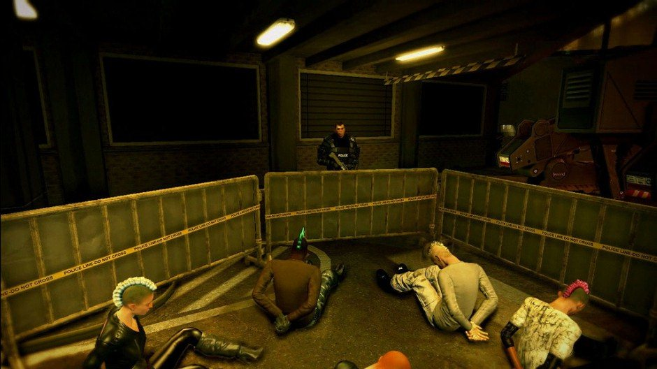 Deus Ex: Human Revolution - Una valanga di immagini