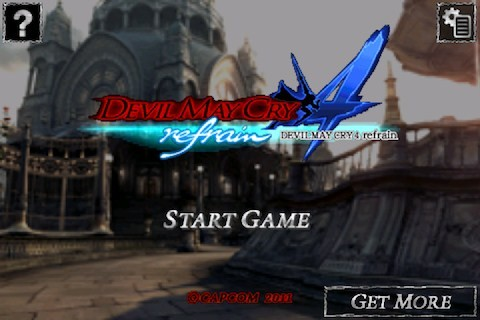 Devil May Cry 4: Refrain - Gameplay