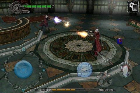 Devil May Cry 4: Refrain - Primi screenshot