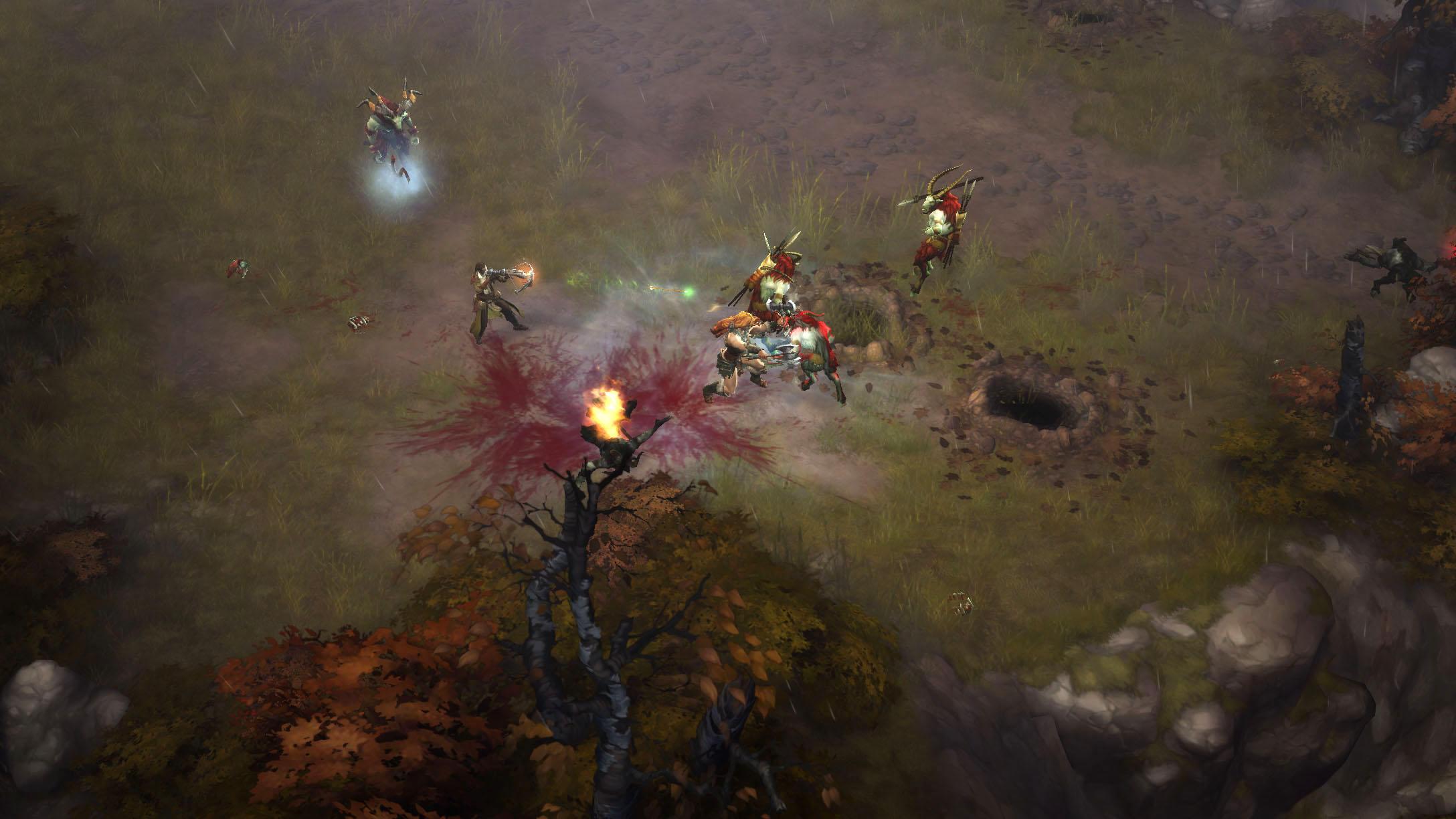 Diablo III - Gameplay
