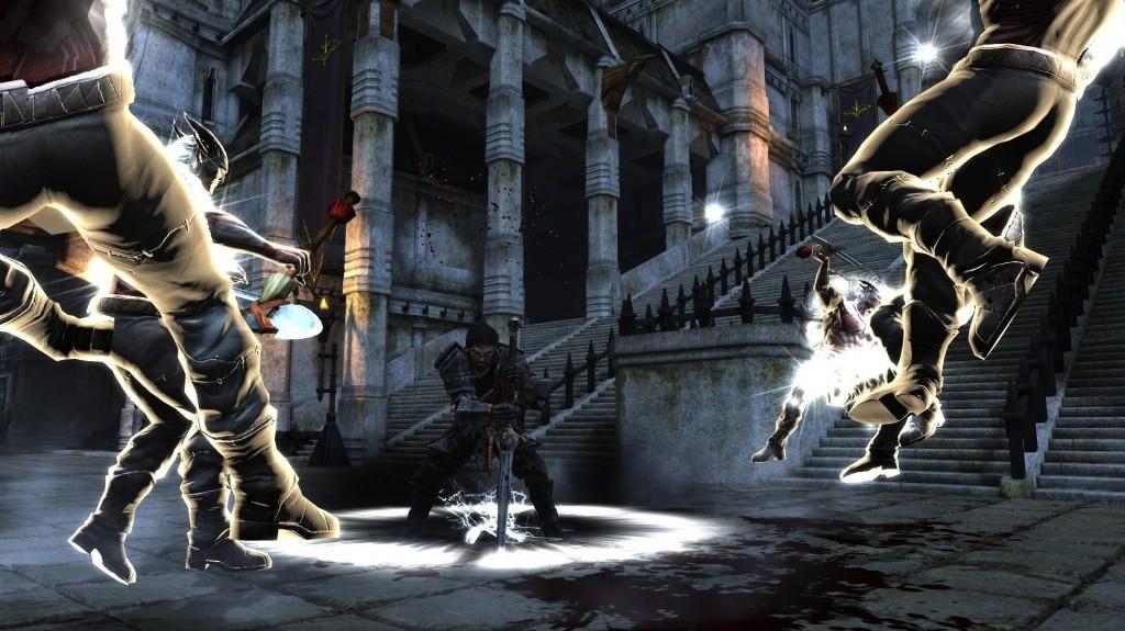 Dragon Age 2 - Warrior skill