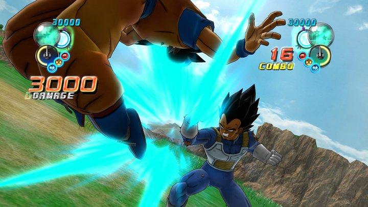 Dragon Ball Game Project Age 2011 - Prime immagini