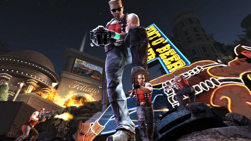 Duke Nukem Forever - Multiplayer