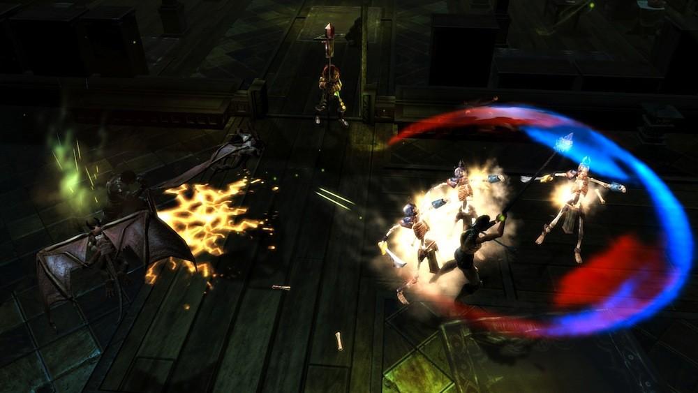 Dungeon Siege 3 - Battaglie ed effetti speciali