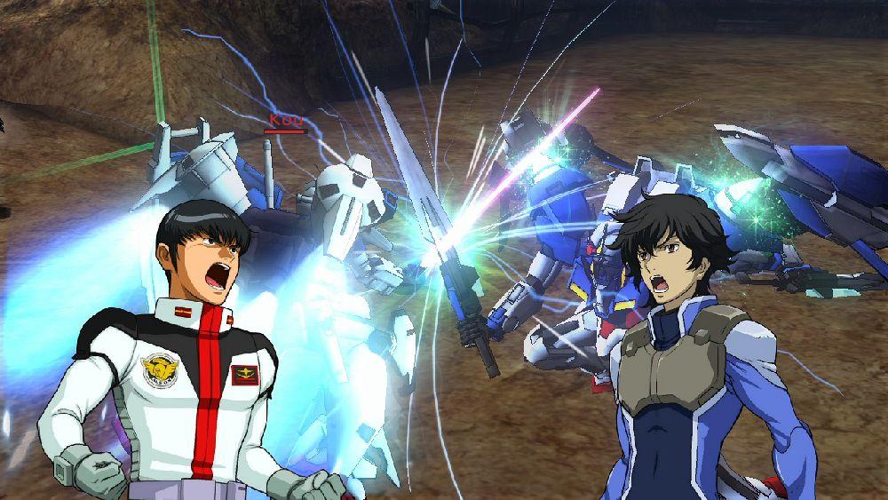 Dynasty Warriors: Gundam 3  - Gameplay