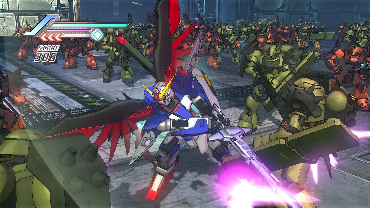 Dynasty Warriors: Gundam 3 - Screenshot