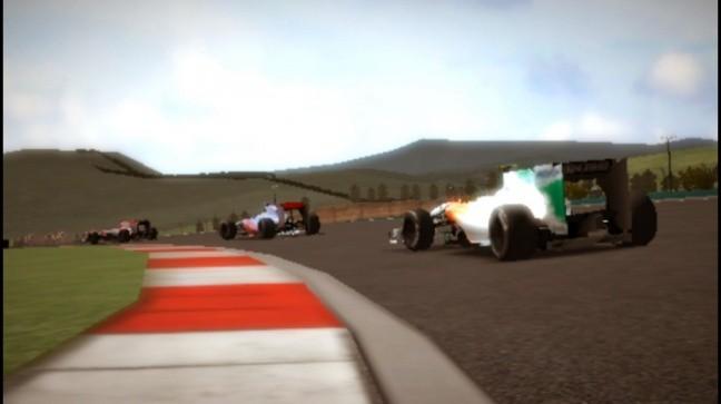 F1 2011 - Nuovi screenshot PS Vita