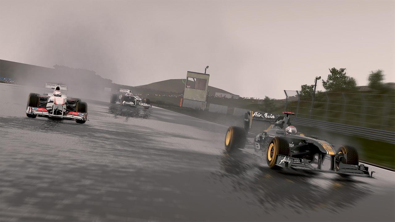 F1 2011 - Screenshot