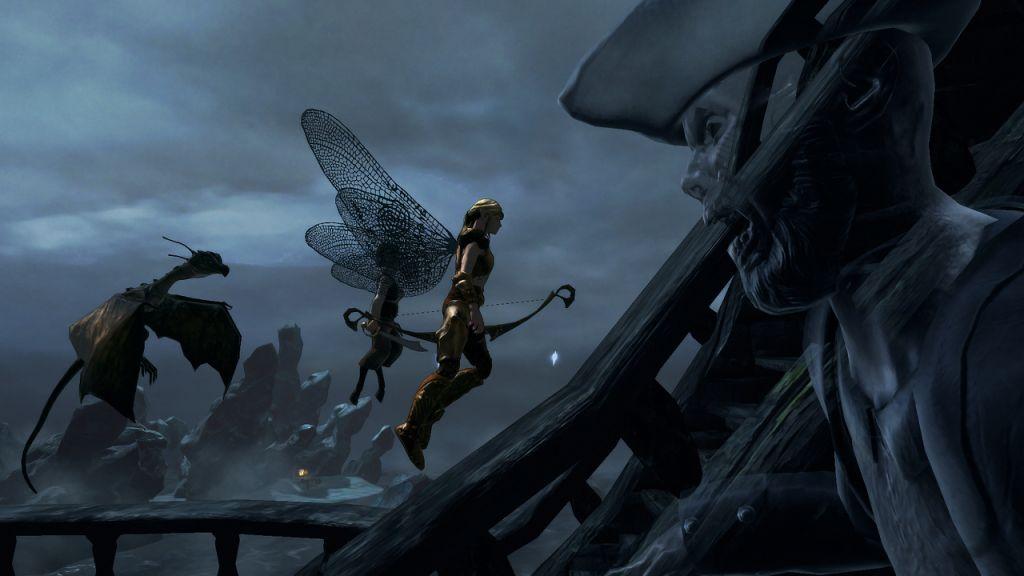 Faery: Legends of Avalon - Screenshot