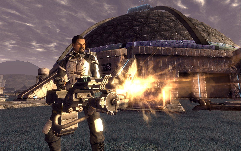 Fallout: New Vegas - Old World Blues DLC
