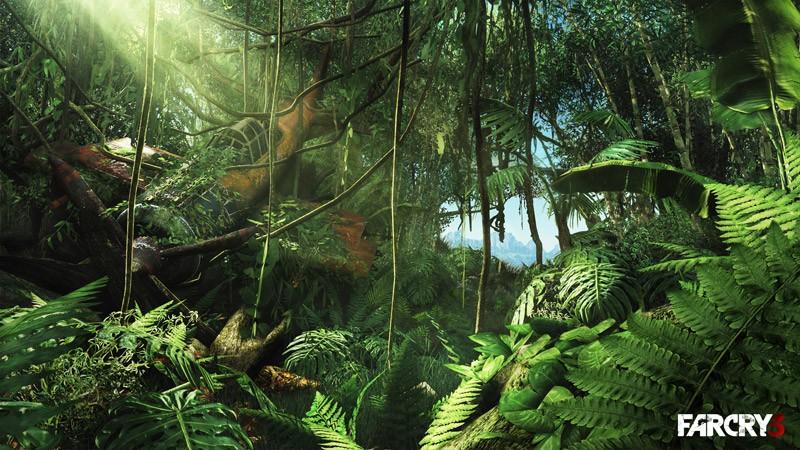 Far Cry 3 - E3 2011 screenshot