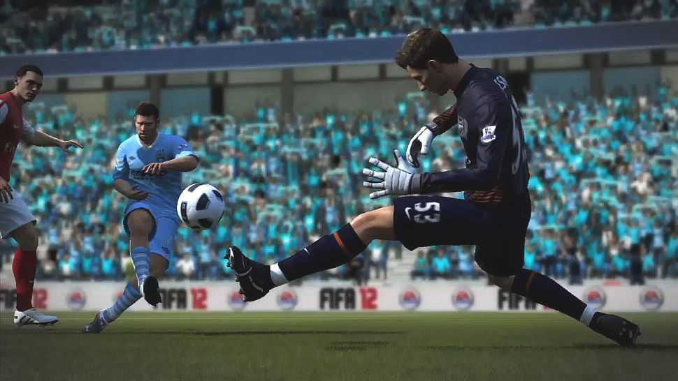 FIFA 12 - Manchester City