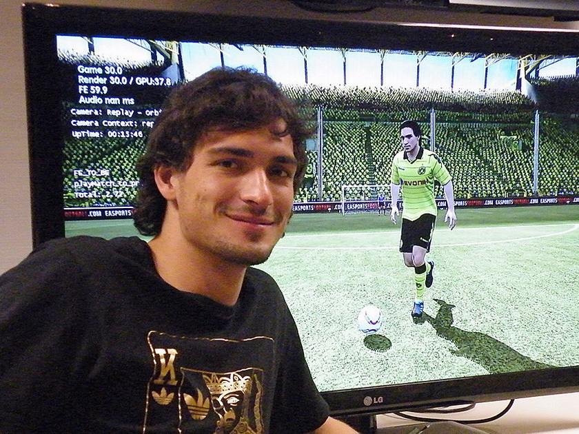 FIFA 12 - Prime immagini