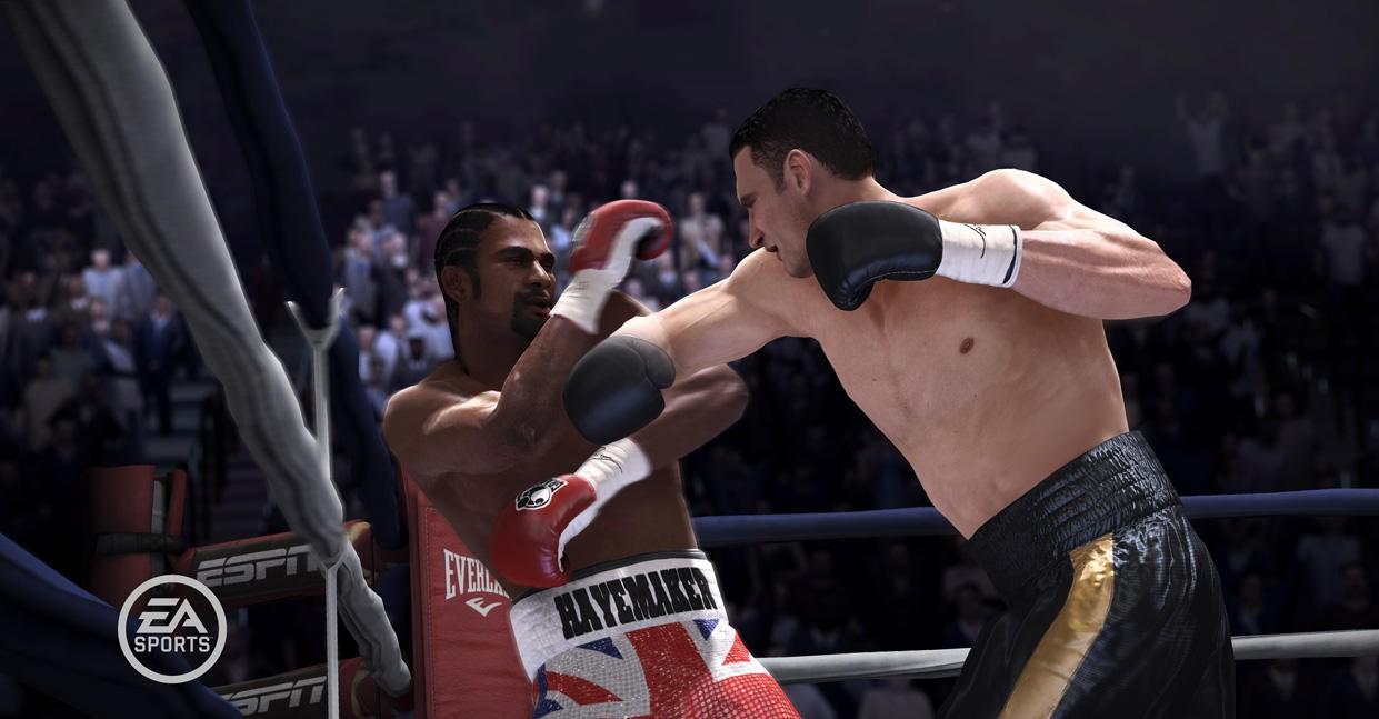 Fight Night Champion - Hayemaker