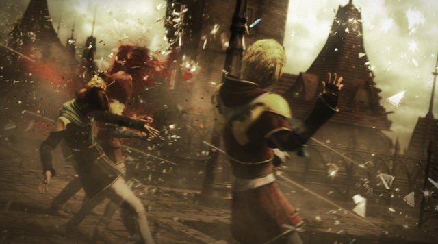 Final Fantasy Type 0 - Immagini dal trailer ufficiale