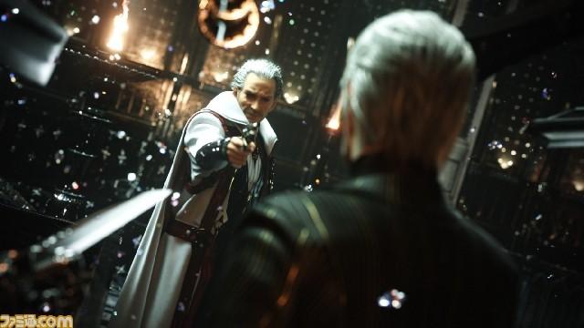 Final Fantasy Versus XIII - Immagini dal gameplay