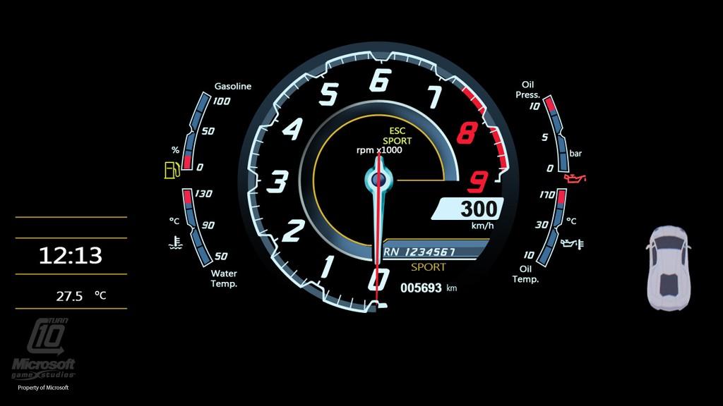 Forza Motorsport 4 - Screenshot