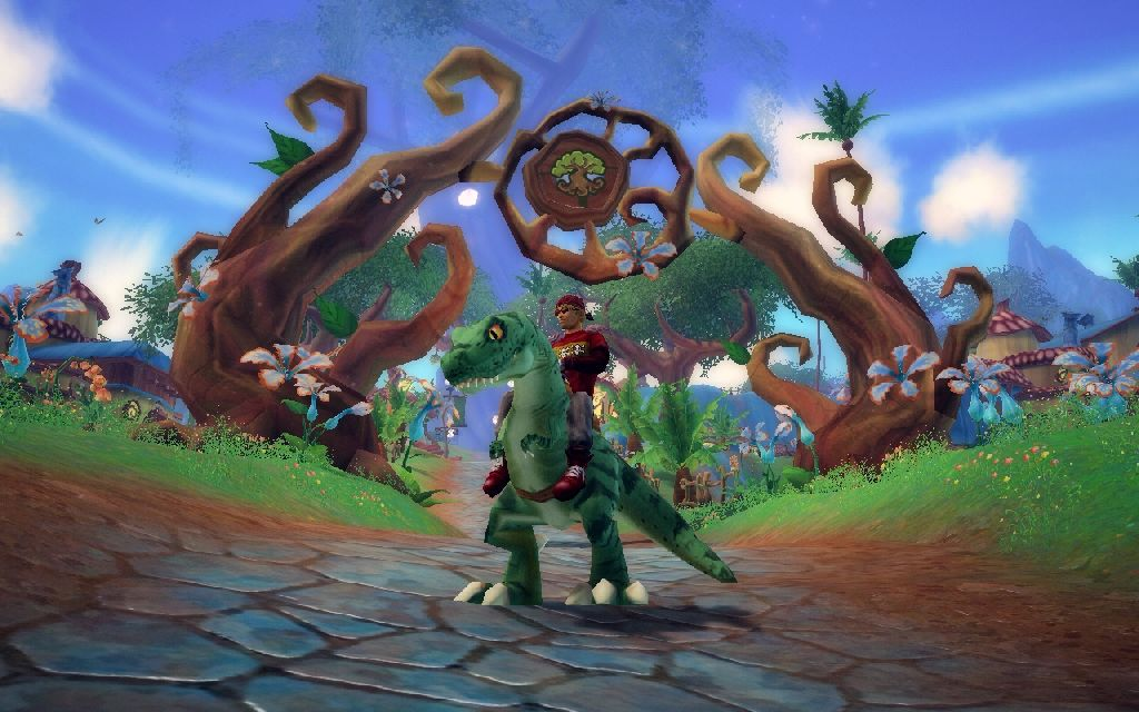 Free Realms - Screenshot dalla versione PS3