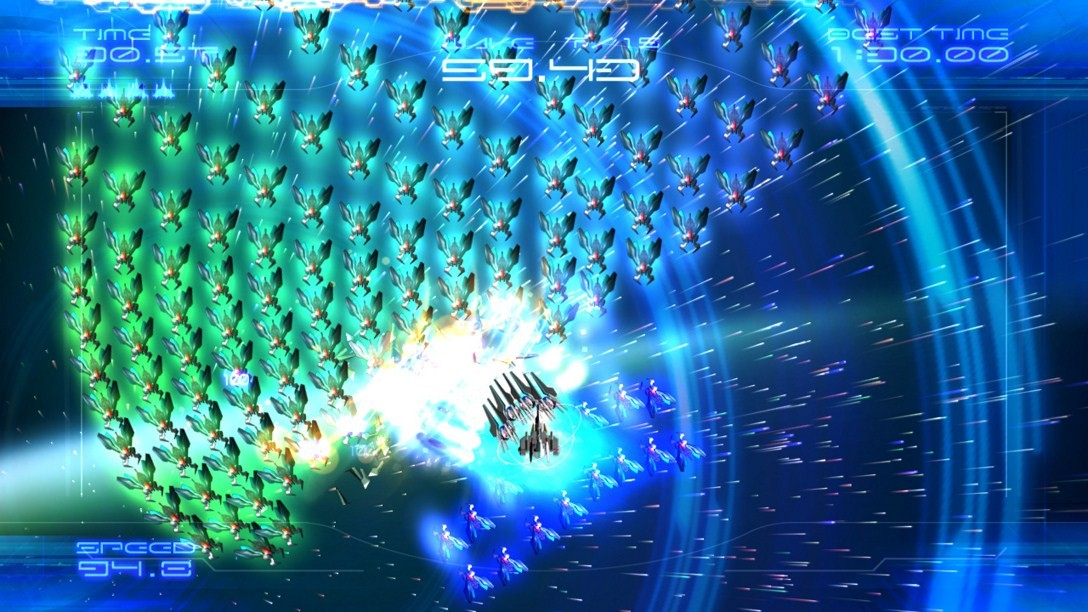 Galaga Legions DX - Gameplay