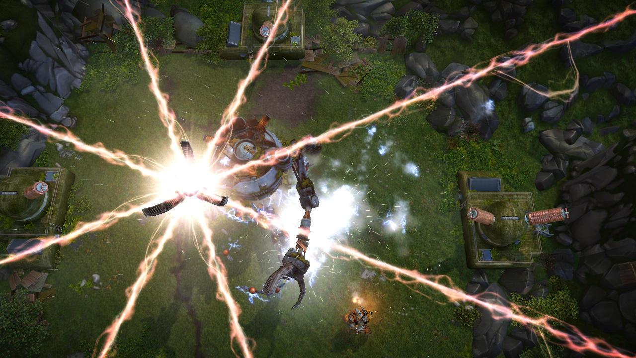 Gatling Gears - Gameplay