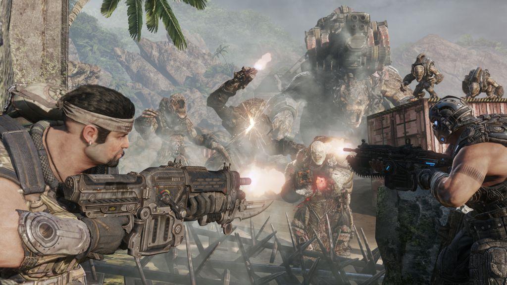 Gears of War 3 - Horde Mode