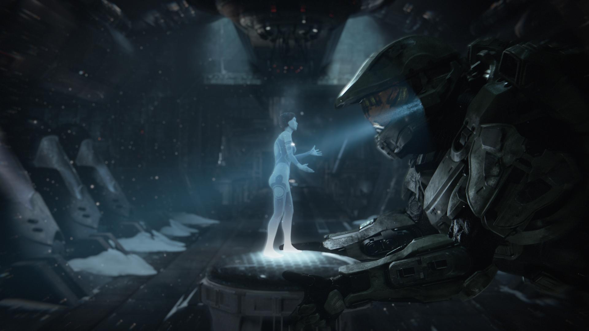 Halo 4 - Prime immagini