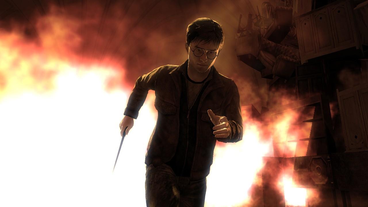 Harry Potter e i Doni della Morte: Parte 2 - Gameplay