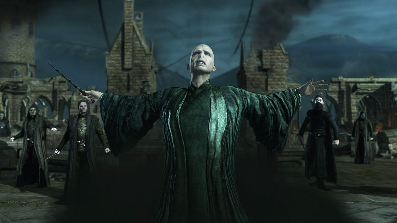 Harry Potter e i Doni della Morte pt. 2 - Screenshot
