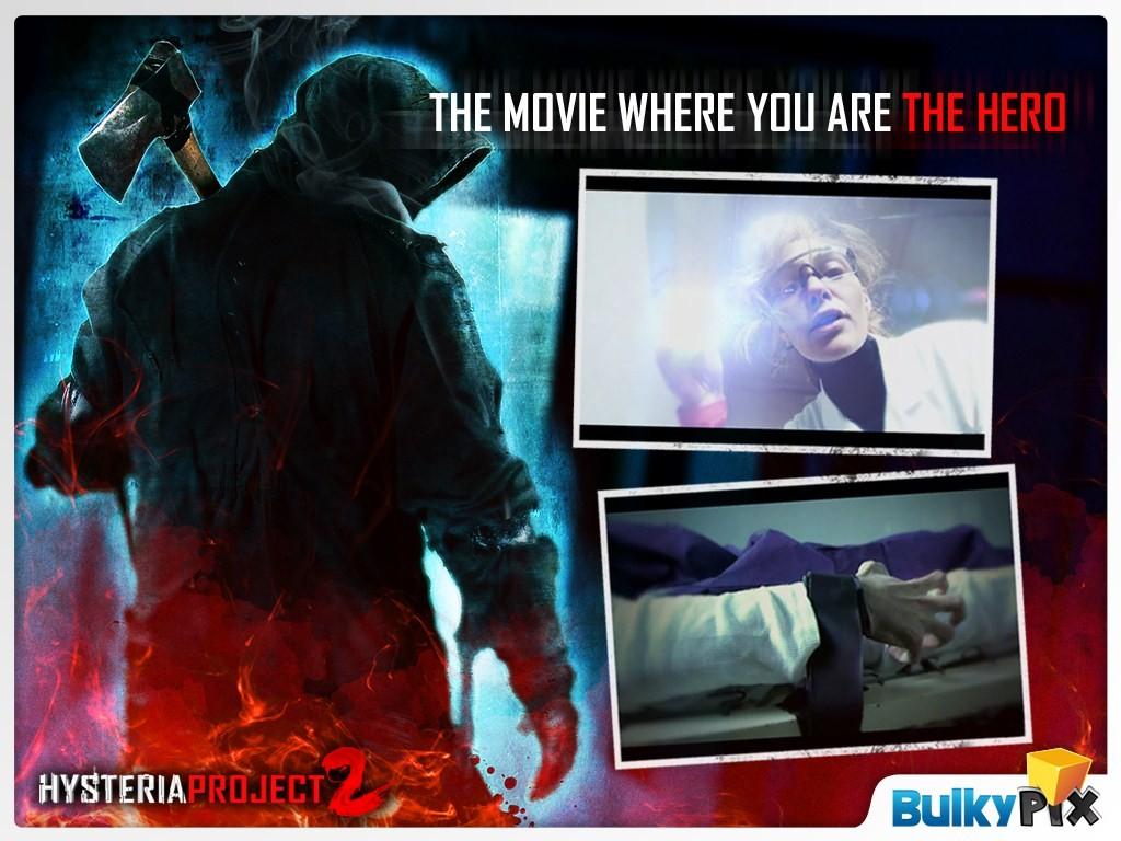 Hysteria Project 2 - Film interattivo