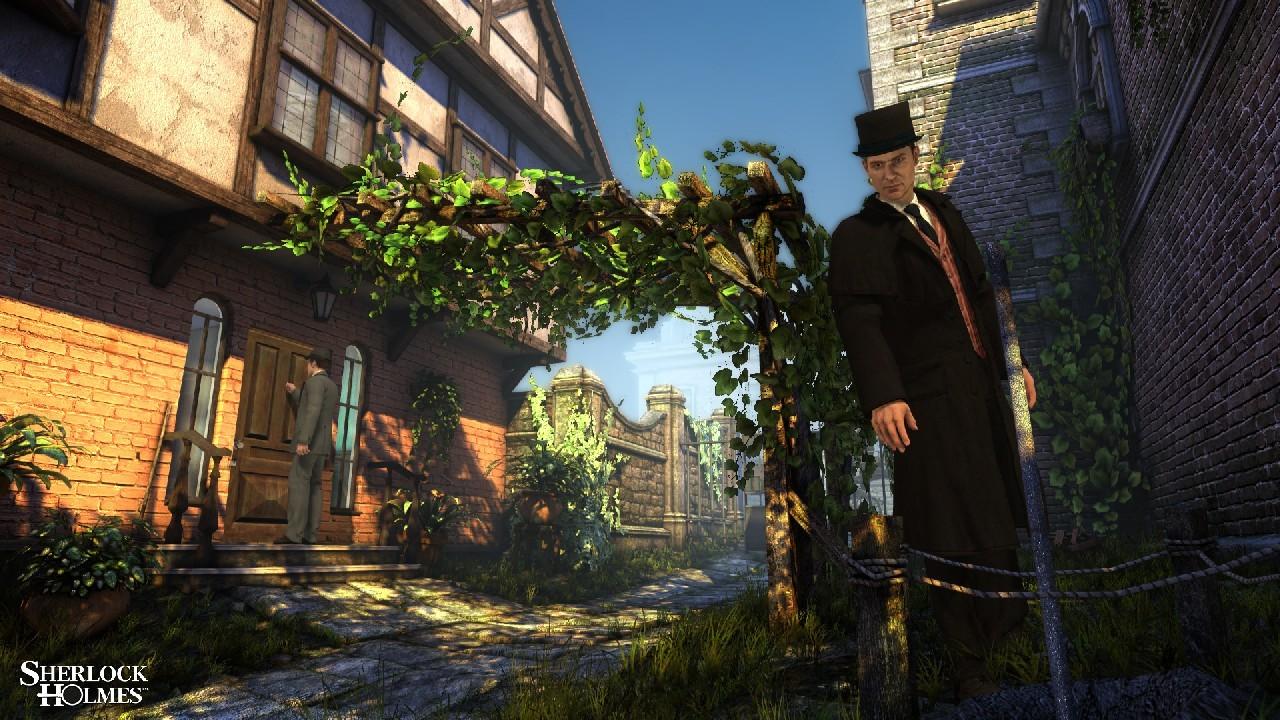 Il Testamento di Sherlock Holmes - Gameplay