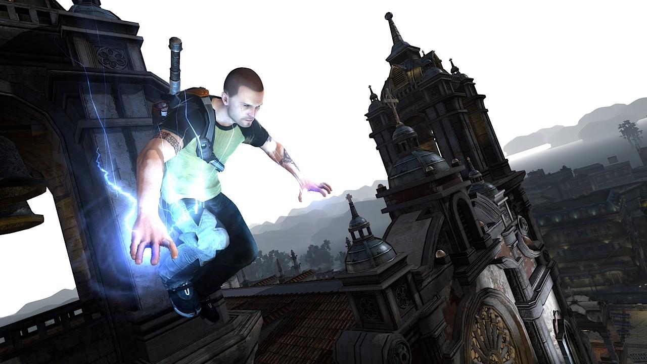 inFamous 2 - Screenshot