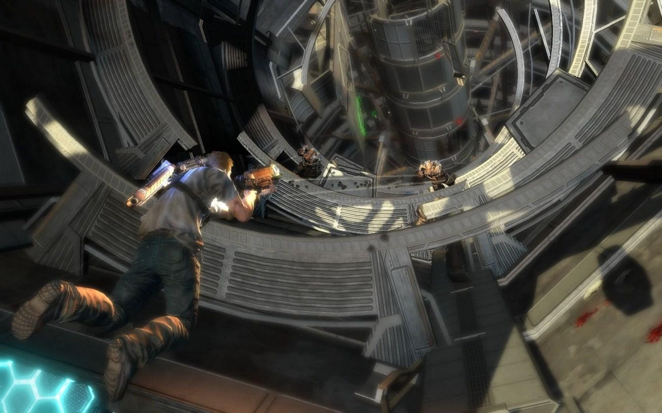 Inversion - Sfidare la forza di gravità