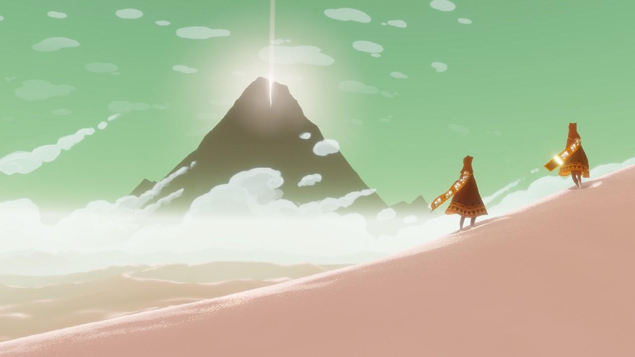 Journey - Screenshot