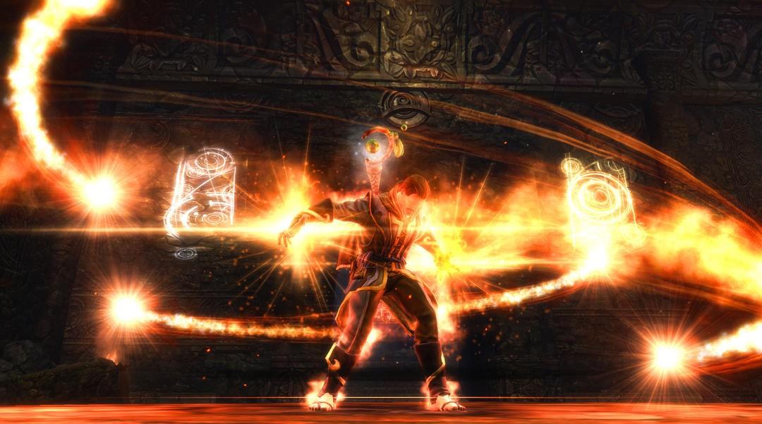 Kingdoms of Amalur: Reckoning - Gameplay