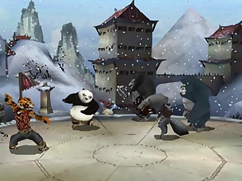Kung Fu Panda 2 - Screenshot
