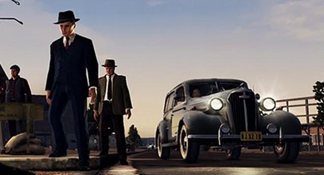 L.A. Noire - Automobili