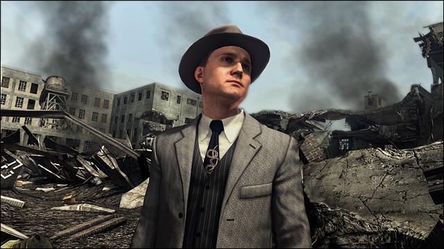 L.A. Noire - DLC Nicholson Electroplating