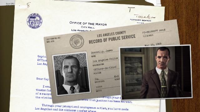L.A. Noire - James Donnelly