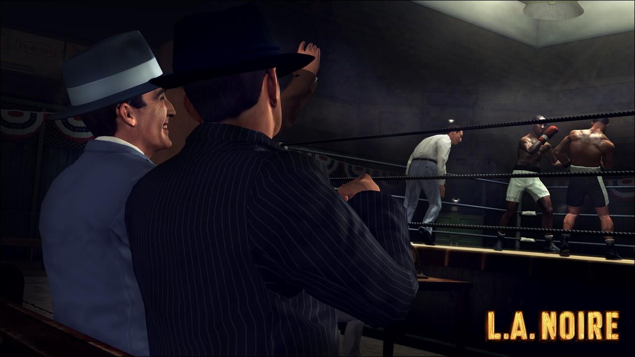L.A. Noire - Mickey Cohen